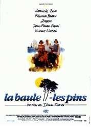 Affiche du film La Baule les Pins