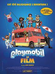 L'affiche du film Playmobil, le Film