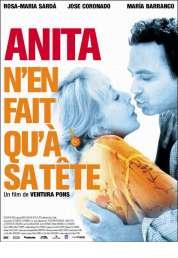 Affiche du film Anita n'en fait qu'a sa tête