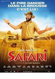 Affiche du film Safari