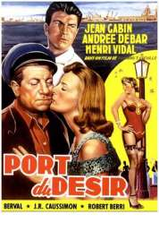 Affiche du film Le port du désir