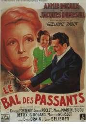 Affiche du film Le Bal des Passants