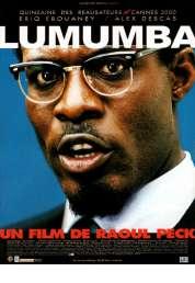 Affiche du film Lumumba