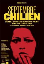 Affiche du film Septembre chilien