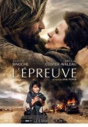 Affiche du film L'Epreuve