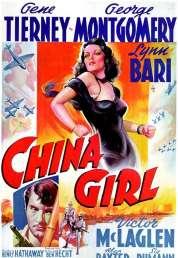 Affiche du film La Pagode en Flammes