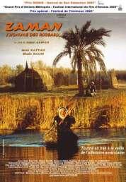 Affiche du film Zaman, l'homme des roseaux