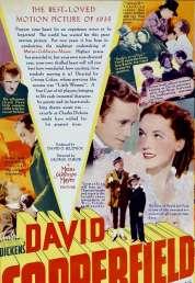Affiche du film David Copperfield