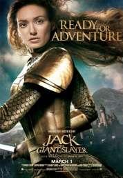Affiche du film Jack le chasseur de géants