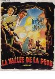 Affiche du film La vallée de la peur