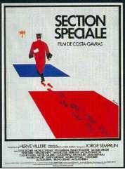 L'affiche du film Section spéciale