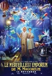 Affiche du film Le Merveilleux magasin de Mr Magorium