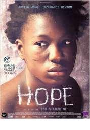 L'affiche du film Hope