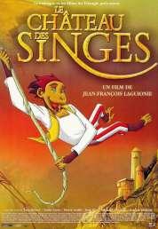 L'affiche du film Le château des singes