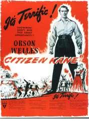 L'affiche du film Citizen Kane