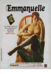 L'affiche du film Emmanuelle