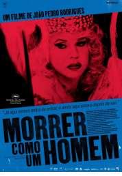 Affiche du film Mourir comme un homme