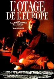 Affiche du film L'otage de l'Europe