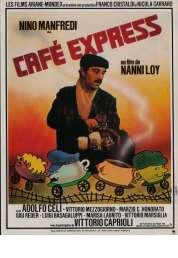 Affiche du film Cafe Express
