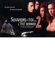 Affiche du film Souviens-toi... l'été dernier 2