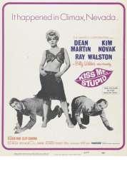 Affiche du film Embrasse-moi idiot