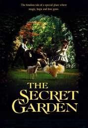 Affiche du film Le jardin secret