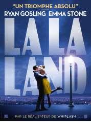 L'affiche du film La La Land