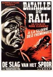 Affiche du film La bataille du rail