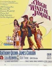 Affiche du film Cyclone a la Jamaique