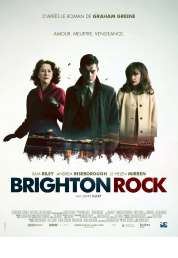 Affiche du film Brighton Rock