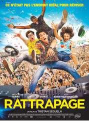 L'affiche du film Rattrapage