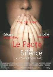 Affiche du film Le pacte du silence