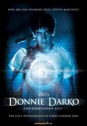 L'affiche du film Donnie Darko
