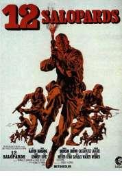 Affiche du film Les douze salopards