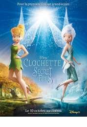 Affiche du film Clochette et le secret des fées