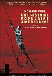 Affiche du film Howard Zinn, une histoire populaire américaine