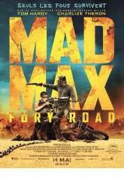 L'affiche du film Mad Max: Fury Road