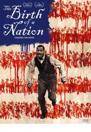 L'affiche du film The Birth of a Nation