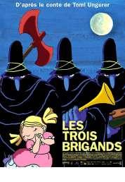 L'affiche du film Les Trois brigands