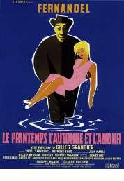 Affiche du film Le Printemps l'automne et l'amour