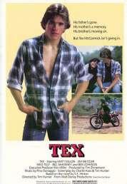 Affiche du film Tex