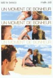 Affiche du film Un moment de bonheur