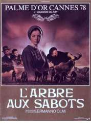 Affiche du film L'arbre aux sabots