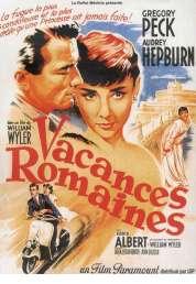 Affiche du film Vacances romaines