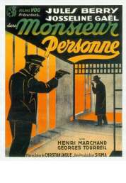 Affiche du film Monsieur personne