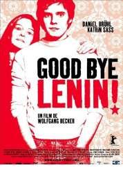 L'affiche du film Good bye Lenin !