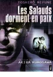 L'affiche du film Les salauds dorment en paix