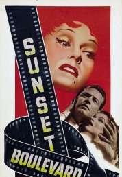Affiche du film Boulevard du crépuscule