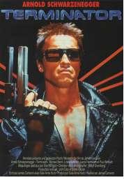 Affiche du film Terminator
