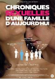 Affiche du film Chroniques sexuelles d'une famille d'aujourd'hui